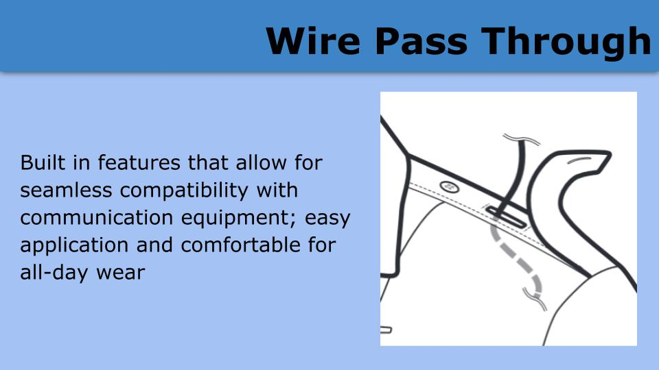 Wire Pass Through