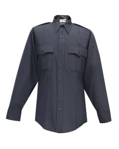JUSTICE MEN'S LONG SLEEVE SHIRT W/ZIPPER