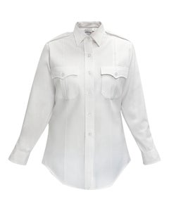 DELUXE TROPICAL 65% POLY/35% RAYON WOMEN'S LONG SLEEVE SHIRT