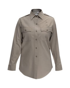 CDCR WOMEN'S LONG SLEEVE SHIRT