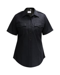 DELUXE TROPICAL POLY/RAYON WOMENS SS SHIRT | F1 154R66