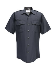JUSTICE 75% POLY/25% WOOL WOMEN'S SHORT SLEEVE SHIRT