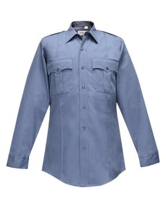 VALOR 65% POLY/35% COTTON MENS LONG SLEEVE SHIRT