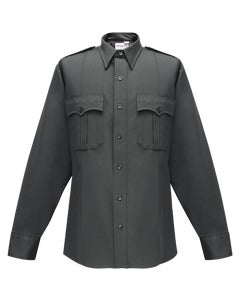 DELUXE TACTICAL 68% POLY/30%RAYON/2% LYCRA MENS LS SHIRT