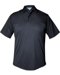 75% POLYESTER/25% WOOL MEN'S SHIRTS - SHORT SLEEVE