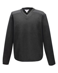 JUSTICE V-NECK SWEATER