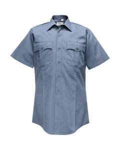 VALOR 65% POLY/35% COTTON MEN'S SHORT SLEEVE SHIRT