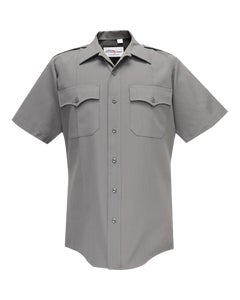 DELUXE TROPICAL 65% POLY/35% RAYON MEN'S SHIRT