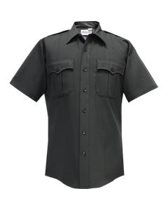 DELUXE TACTICAL 68% POLY/30%RAYON/2%LYCRA® MEN'S SS SHIRT