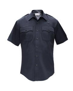 DELUXE TACTICAL 70% POLY/ 28%RAYON/ 2%LYCRA® MEN'S SS SHIRT
