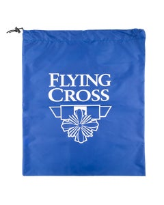 FLYING CROSS LAUNDRY BAG ROYAL BLUE