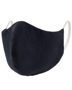 FLYING CROSS REVERSIBLE FACE MASK MIDNIGHT NAVY/BLACK
