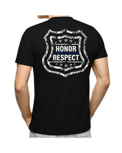 MENS HONOR/RESPECT TEE SHIRT