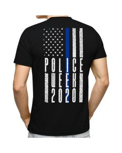 POLICE WEEK TEE SHIRT
