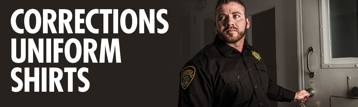 Uniform Shirts For Corrections Officers