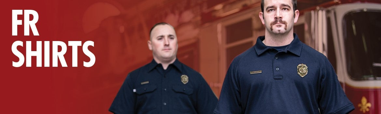 Men's FR Shirts Flying Cross Fire resistant Shirts