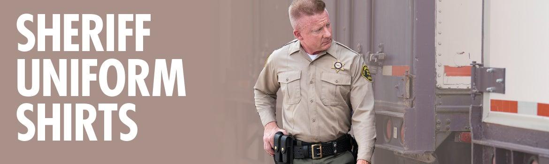 Sheriff Uniform Shirts